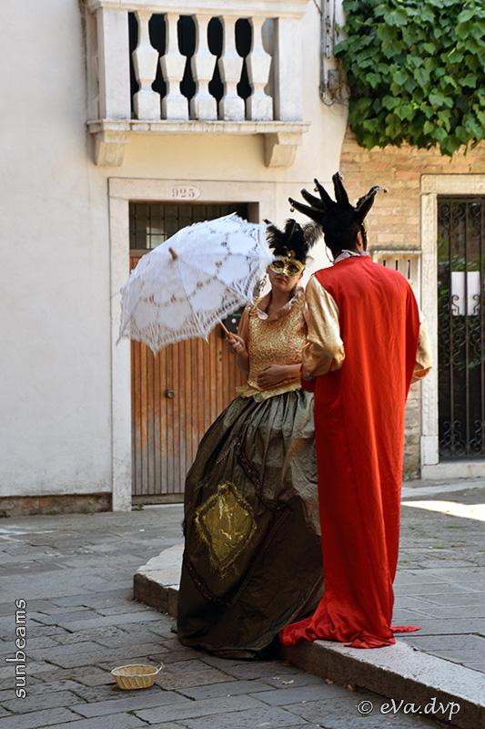 Venetiaans koppeltje